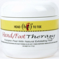 H2T Hand & Foot Therapy Pumpkin Peel