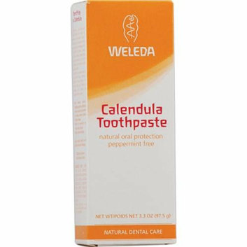 Weleda Calendula Toothpaste 3.3 fl oz