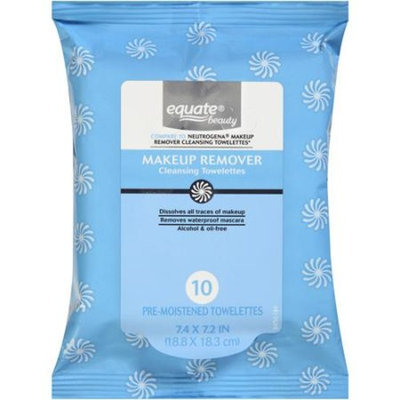 Equate Beauty Makeup Remover Cleansing Towelettes