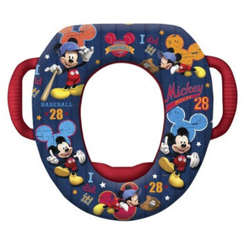 Ginsey Disney Soft Potty - Mickey Mouse (with hook)