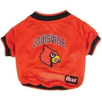 Pets First Inc. Louisville Cardinals Jersey Medium - LCJ-M