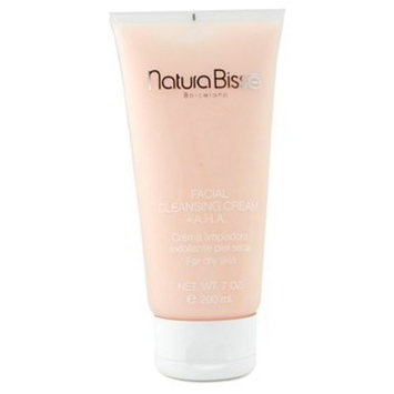 Facial Cleansing Cream + AHA ( For Dry Skin ) - Natura Bisse - Cleanser - 200ml/7oz