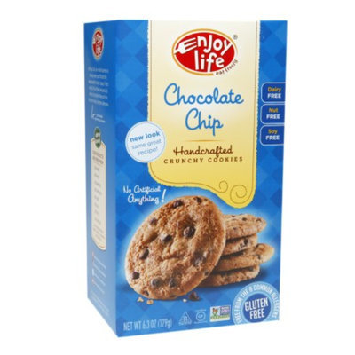 Enjoy Life Crunchy Handcrafted Cookies