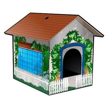 Chateau Looey Pasadena Cottage Litter Box Cover