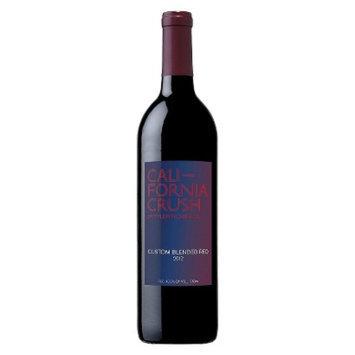 Coastal Wine Brands California Crush 750ML Red