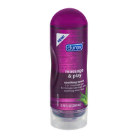 Durex Massage & Play 2 in 1 Massage Gel & Intimate Lubricant Soothing Touch