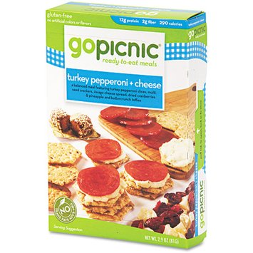 GoPicnic Ready-to-Eat Meal