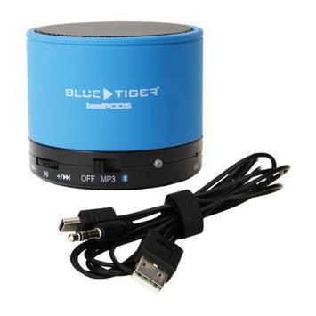 Blue Tiger 17-080589 Soundpods[tm] Bluetooth[r] Mini Speaker [blue]