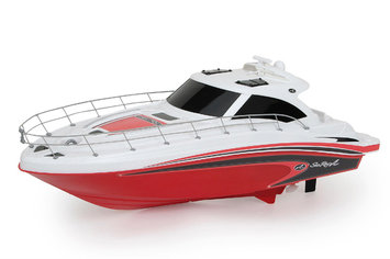 New Bright 18 Radio Controlled FF Boat Master Craft