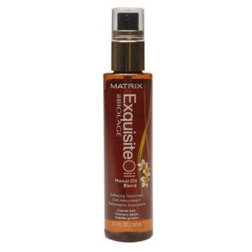 Biolage by Matrix Exquisite Oil Softening Treatment, Monoi Oil, 3.1 fl oz
