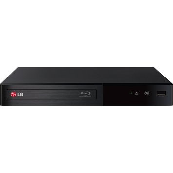 Lg Internet-Ready 3D Blu-ray Player With Built-In WiFi