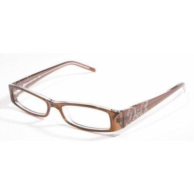 Dolce & Gabbana Eyeglasses DD1128B 675 Black Top On Clear