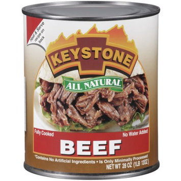 Keystone Meats Keystone All Natural Beef, 28 oz