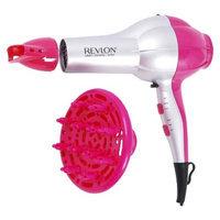 Revlon Perfect Heat Pro Stylist Shine Booster Hair Dryer - Pink