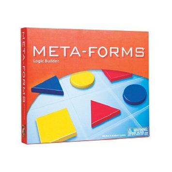 FoxMind Games Metaforms Ages 7+, 1 ea
