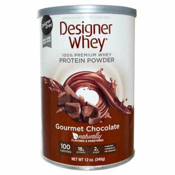 Designer Whey Protein Powder Chocolate 12.7 oz