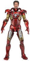 NECA 1/4th Scale Battle Damaged Iron Man