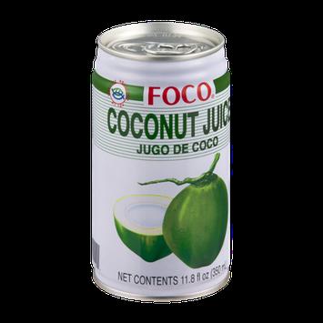 Foco Juice Coconut