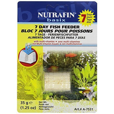 Hagen Nutrafin 7 Day Treasure Chest Weekend Fish Feeder