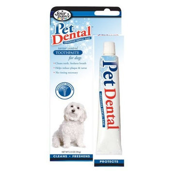 Four Paws PetDental Dog Toothpaste, 2.5oz.