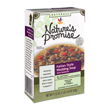 Nature's Promise Naturals Italian Style Wedding Soup