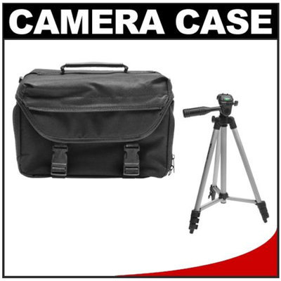Precision Design 1000 Deluxe Digital SLR System Camera Case with 50