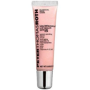 Peter Thomas Roth Un-Wrinkle® Lip Balm SPF 15 Pink Shimmer 0.48 oz
