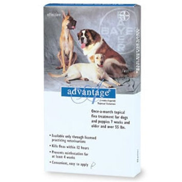 Advantage - For Dogs And Puppies Over 55