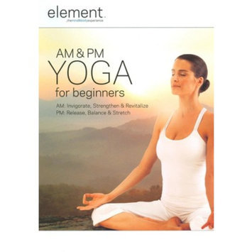 Anchor Bay Entertainment Element: AM and PM Yoga for Beginners