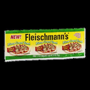 Fleischmann's Pizza Crust Yeast - 3 CT
