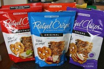 Pretzel Crisps Cracker