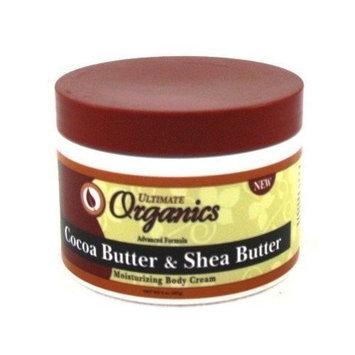 Ultimate Organics Ultimate Organic Cocoa Butter & Shea 8oz Jar