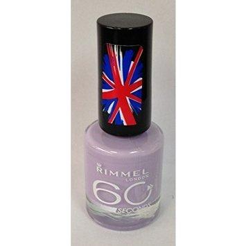 Rimmel London 60 Seconds Nail Polish - I Lilac You #410
