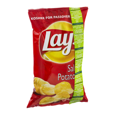 Lay's Kosher Salted Potato Chips