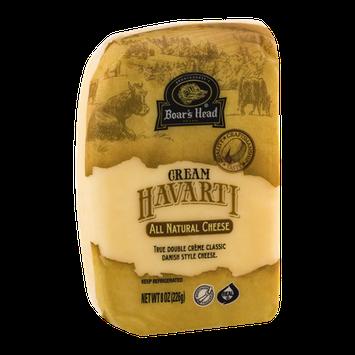 Boar's Head Cream Havarti All Natural Cheese
