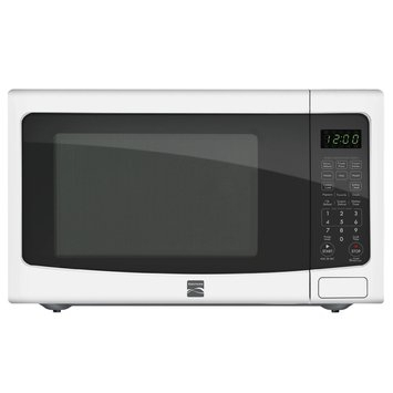 1.2 cu. ft. Countertop Microwave w/ EZ Clean Interior - White