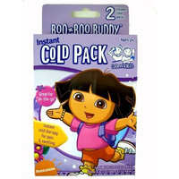 Nick Jr Dora The Explorer Boo Boo Buddy Cold Pack - Nickelodeon Dora The Explorer Instant Cold Pack (2 Pieces)