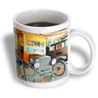 Recaro North 3dRose - Florene Vintage - Model T Truck - 11 oz mug