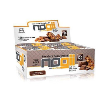 NoGii Protein D'Lites Chocolate Caramel Bliss - 12 - 1oz (28g) Bars