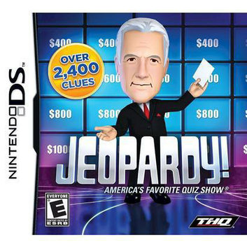 THQ Jeopardy! (Nintendo DS)