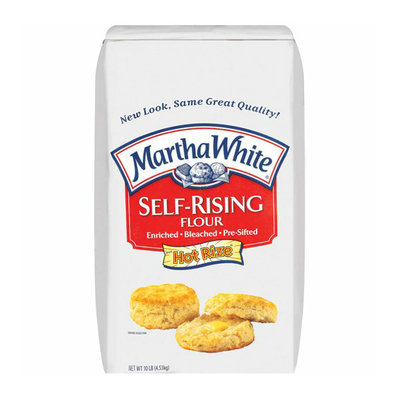 Martha White : Self-Rising  Flour With Hot Rize