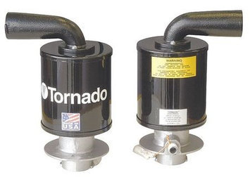 TORNADO 95952 Venturi Powerhead,2-1/2 in. dia, Metal