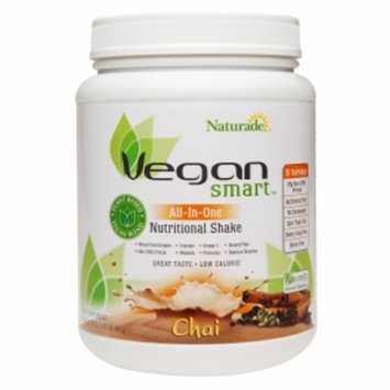 Naturade Vegan Smart All-In-One Nutritional Shake, Chai, 1.42 lb