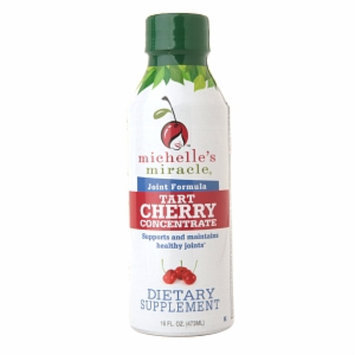 Michelle's Miracle Tart Cherry Concentrate