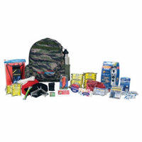 Ready America Emergency Deluxe 2 Person Outdoor Survival Kit, 1 ea