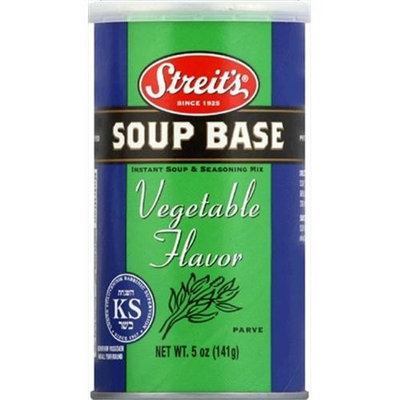 Streit Vegetable Soup Base -Pack of 6