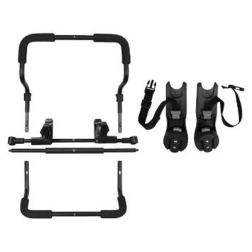 Baby Jogger Car Seat Adapter Single - Multi Model (City Select/Versa)