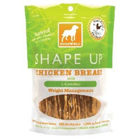 DOGSWELL 842323 Shape Up Chicken Treat for Pets, 15-Ounce