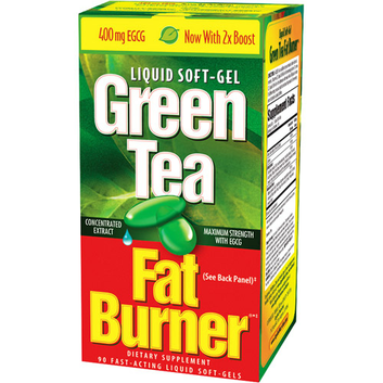 Green Tea Fat Burner Dietary Supplement