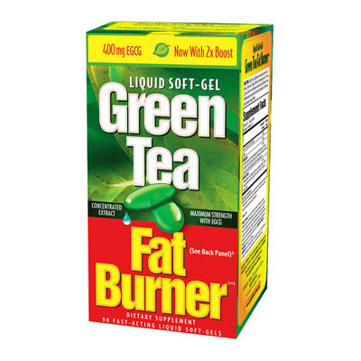 Green Tea Fat Burner Dietary Supplement